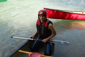 Helm - nur fur wildes Wasser
