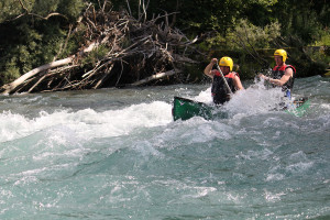 Wildwasserstufe II
